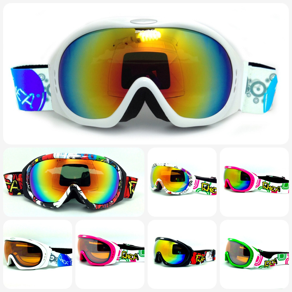 Crazy Sale New Unisex All Weather Snowboard Goggles Dual-Layer Anti-Fog Ski Goggles Large Spherical Mirror Snowboarding Glasses<br><br>Aliexpress