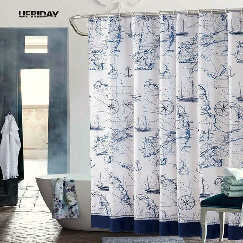 Compare Prices On Sailboat Shower Curtain Online Shopping Buy Low Price Sailboat Shower Curtain