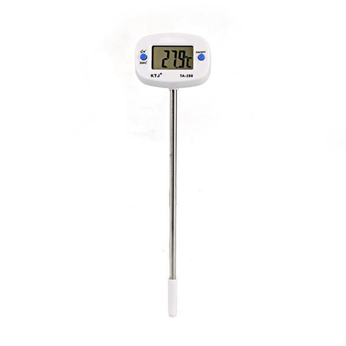 Free Shipping Hotsale LCD Display Digital Probe Cooking Thermometer Food Temperature Sensor For BBQ Kitchen New(China (Mainland))