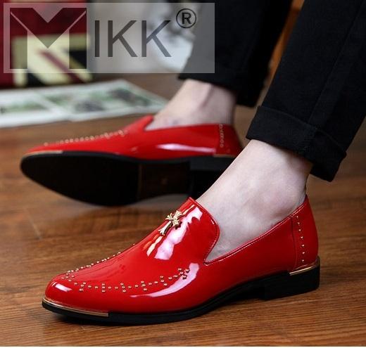 Мужские мокасины 2015 Gommini Sapatos Masculinos M:M5_24576