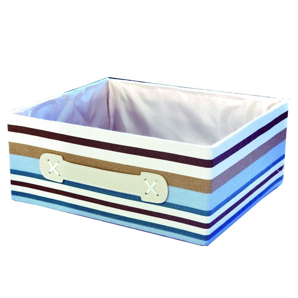 Canvas Clothing Storage Box Canvas Storage Box