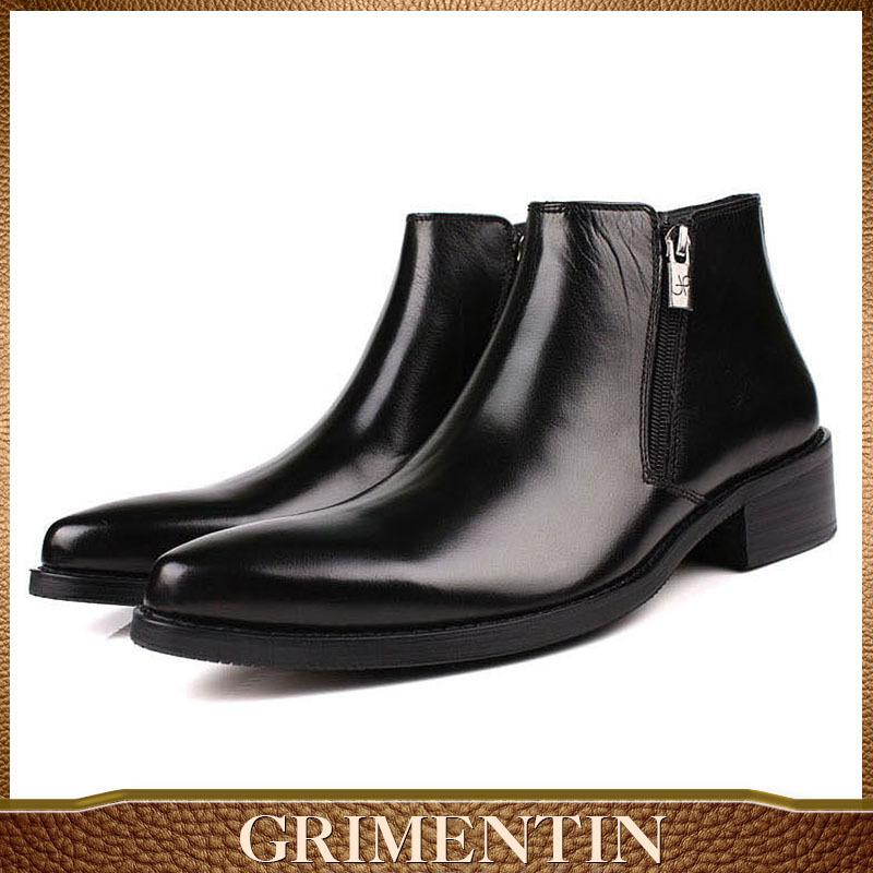 Мужские ботинки Spring/Autumn GRIMENTIN zip 38/45 b6 autumn boots мужские ботинки spring autumn grimentin zip 38 45 b6 autumn boots