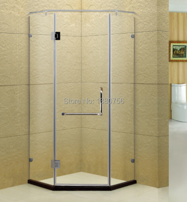 Simple diamonded shower cubicle simple shower room 022F(China (Mainland))