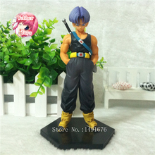 Dragon Ball Z Trunks Action Figure 16# Trunks Doll PVC ACGN figure Garage Kit Toy Brinquedos Anime 15CM