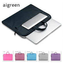 """2017 Newest Handbag Sleeve Case For Macbook Laptop Air Pro 11.6"""",13.3""""15.4"""", Notebook Bag 14"""",15"""",15.6 inch, Free Drop Shipping(China (Mainland))"""