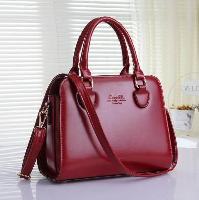 Women's Handbag Brief Leather Women Totes Bag Office Lady Women Shoulder Bag Crossbody Bag Female Satchels Daily Use 4Season(China (Mainland))