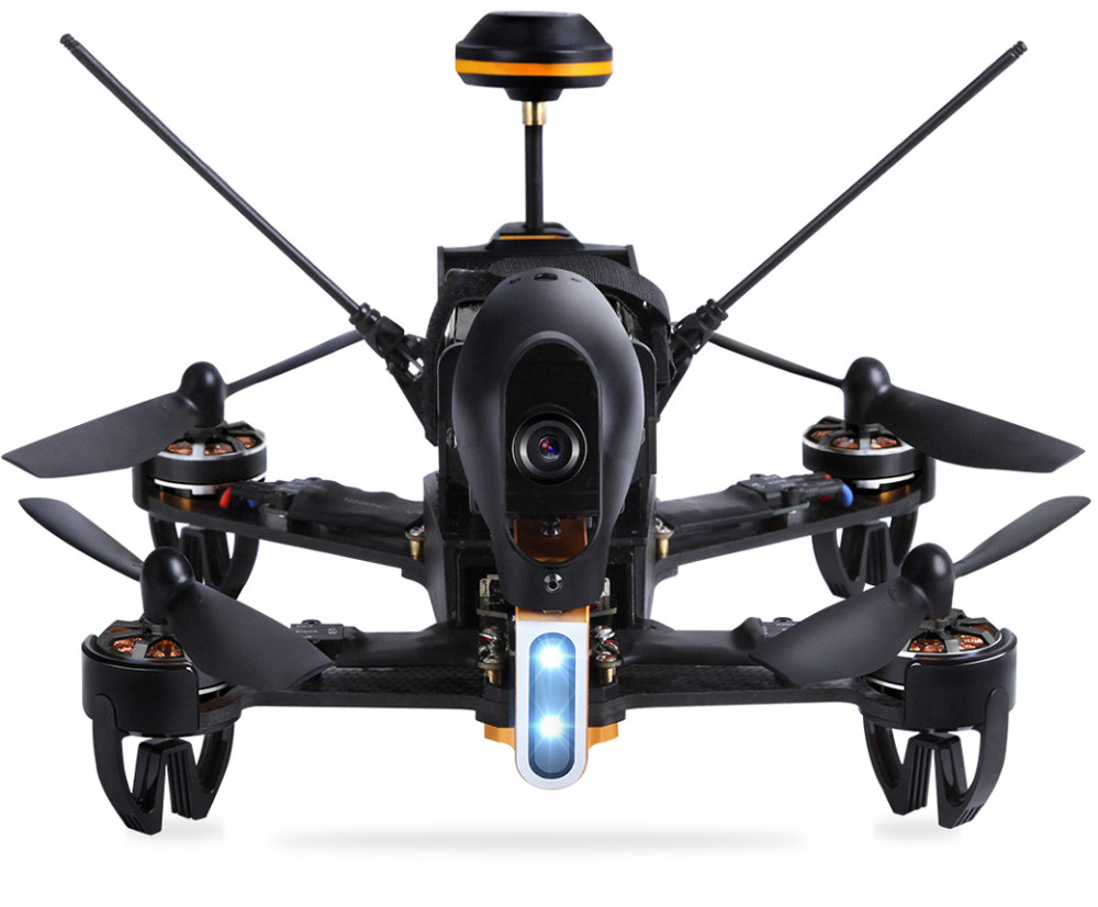 (In stock) Walkera F210 BNF RC Drone quadcopter with 700TVL Camera & Receiver (Without transmitter) (with battery/charger)