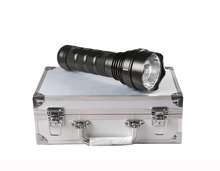 HID-24W HID xenon high-intensity flashlight patrol hunting security searchlights(China (Mainland))