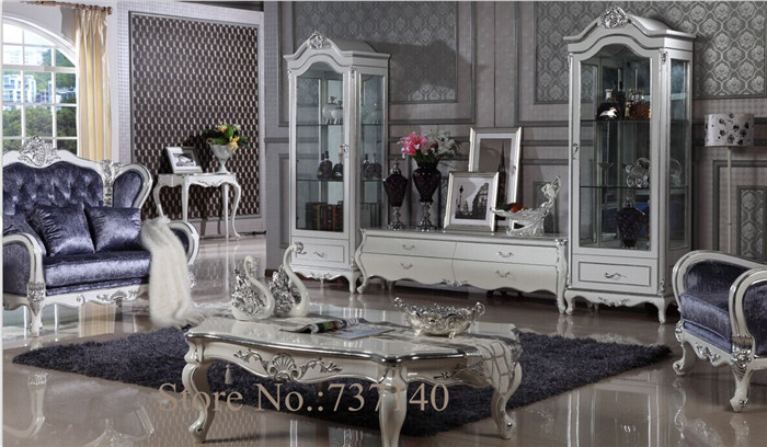 wood cabinet glass mirror furniture cabinet storage shelves living room cabinet retro cabinet buying agent wholesale price(China (Mainland))