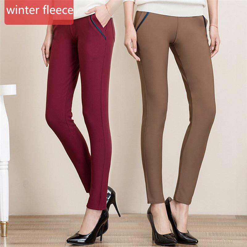 Aliexpress.com : Buy Women Winter Style Leggings Fashion ...