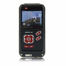 "New Arrival HD200 HD 1080P Digital Camera Waterproof 2.0"" LCD Video Recording Mini Camcorders 16MP 4X Zoom Camera(China (Mainland))"