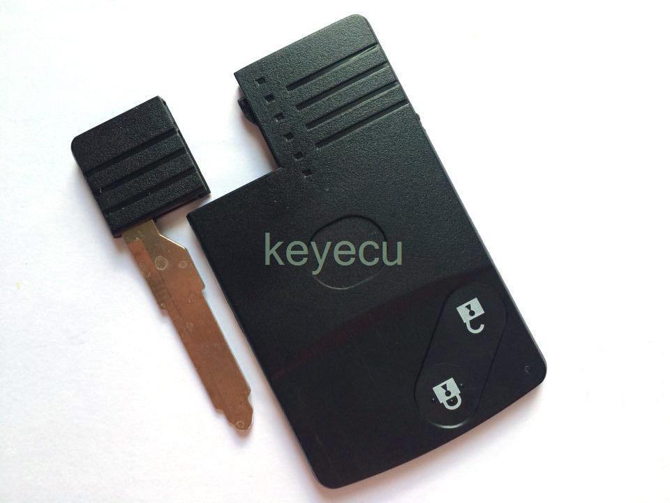 ключ карта mazda cx-7
