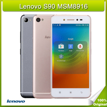Original Lenovo S90 5.0 inch HD Screen Android 4.4 Smart Phone MSM8916 Quad Core 1.2GHz RAM 2GB ROM 16GB 4G FDD-LTE & WCDMA