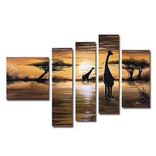 100% Handpainted High End Large Shipping Oil Painting Abstract Wall Art(China (Mainland))