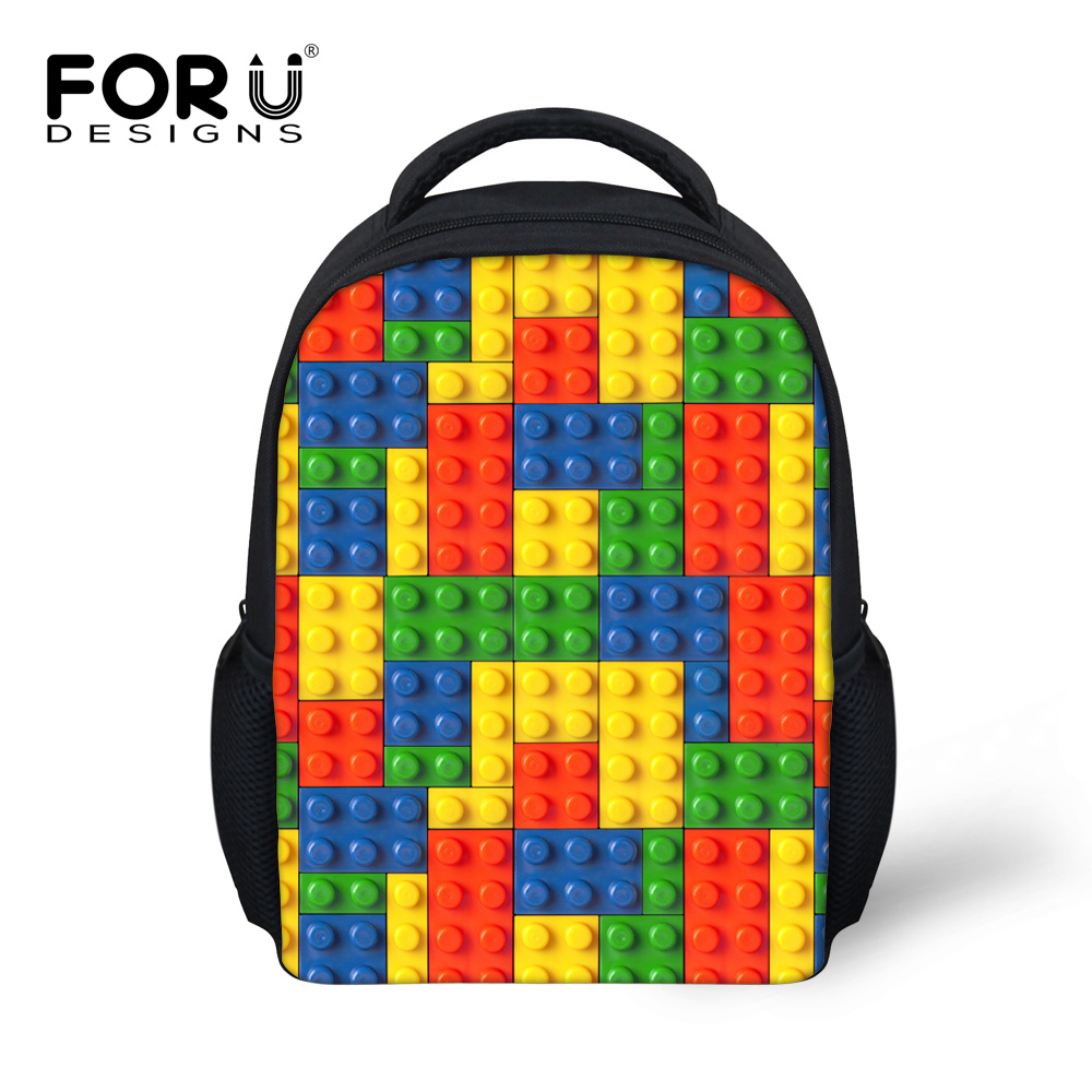 Fashion Colors Baby Mini Backpacks 6 Styles Dot Pattern Toddler School Bag with Two Side Pocket Kids Colorful Print Bagpacks(China (Mainland))