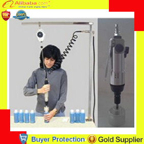 kitchen tools Pneumatic bottle capping machine, big power capper manual aircrew driver - Ningbo Launch store
