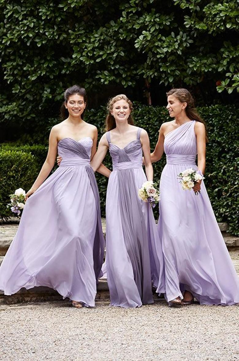 Two color bridesmaid dresses dress images two color bridesmaid dresses ombrellifo Gallery