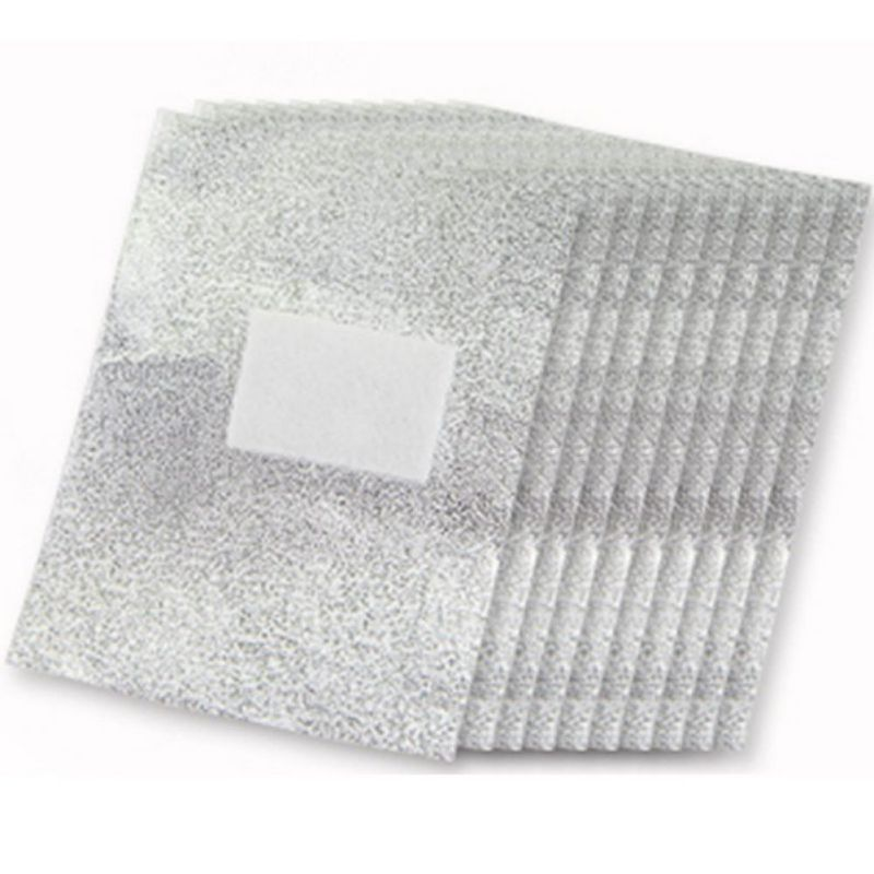 New 150pcs Aluminium Foil Nail Art Soak-Off Gel Polish Remover Cleaner Wraps(China (Mainland))