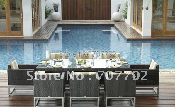 Hot sale SG-12025B Urban new style dining chair,outdoor rattan furniture(China (Mainland))