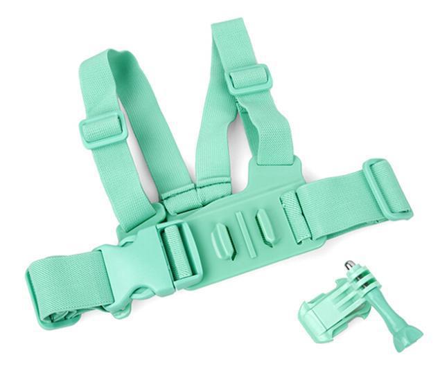 F11029 Smaller Adjustable Junior Chesty Mount Harness Chest Body Strap Belt + GoPro Hero 2 3 3+ Plus 4 FS<br><br>Aliexpress