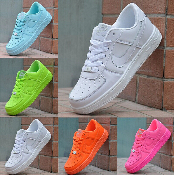 Nike Air Force One Chile Mujer