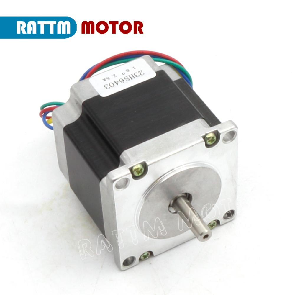 Buy nema23 stepper motor 165 oz in 56mm for Stepper motor buy online