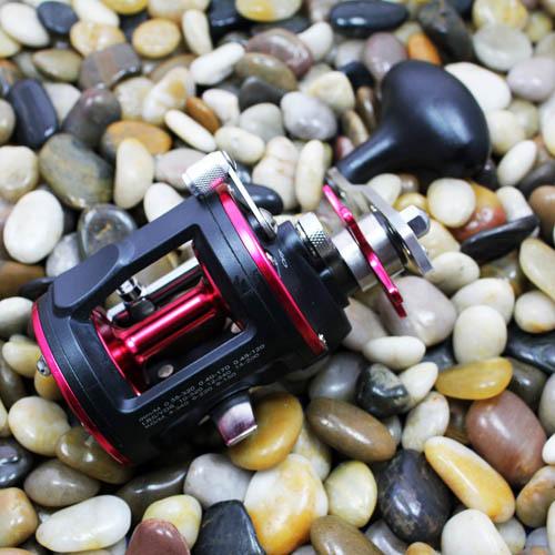 Fishing Baitcasting Bait Caster Reel BT40 3+1BB Ball Bearing For Salt Water ( Standard ) Fishing High Speed 4.1:1