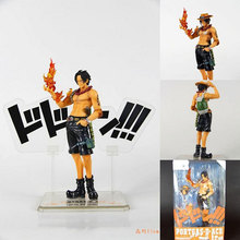 Mifen Craft 2016 Hot New Anime Figure One Piece 5th Anniversary Portgas.D. Ace PVC Action Figurine dolls Collection Toy
