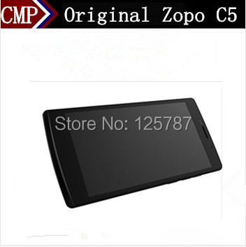 DHL Fast Delivery Zopo C5 4G FDD LTE Cell Phone MTK6582M Quad Core Android 4.4 5.5 Inch IPS 960X540 1GB RAM 8GB ROM 8.0MP 3G OTG(China (Mainland))
