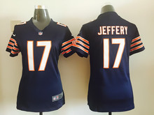2016 Women Ladies Chicago Bears, 34 Walter Payton Kyle,17 Alshon Jeffery 22 Matt Forte #13 White , 100% stitched logo,camouflage(China (Mainland))