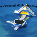 Customized inflatable floating water park giant inflatable water park inflatable water amusement park