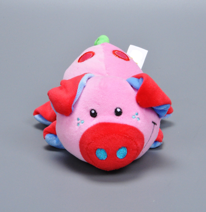 High Quality Anime Pigs plush toy Cartoon Animal Pig stuffed doll Japan Kawaii Pigs Toy Doll for children collectibles Gift toy(China (Mainland))