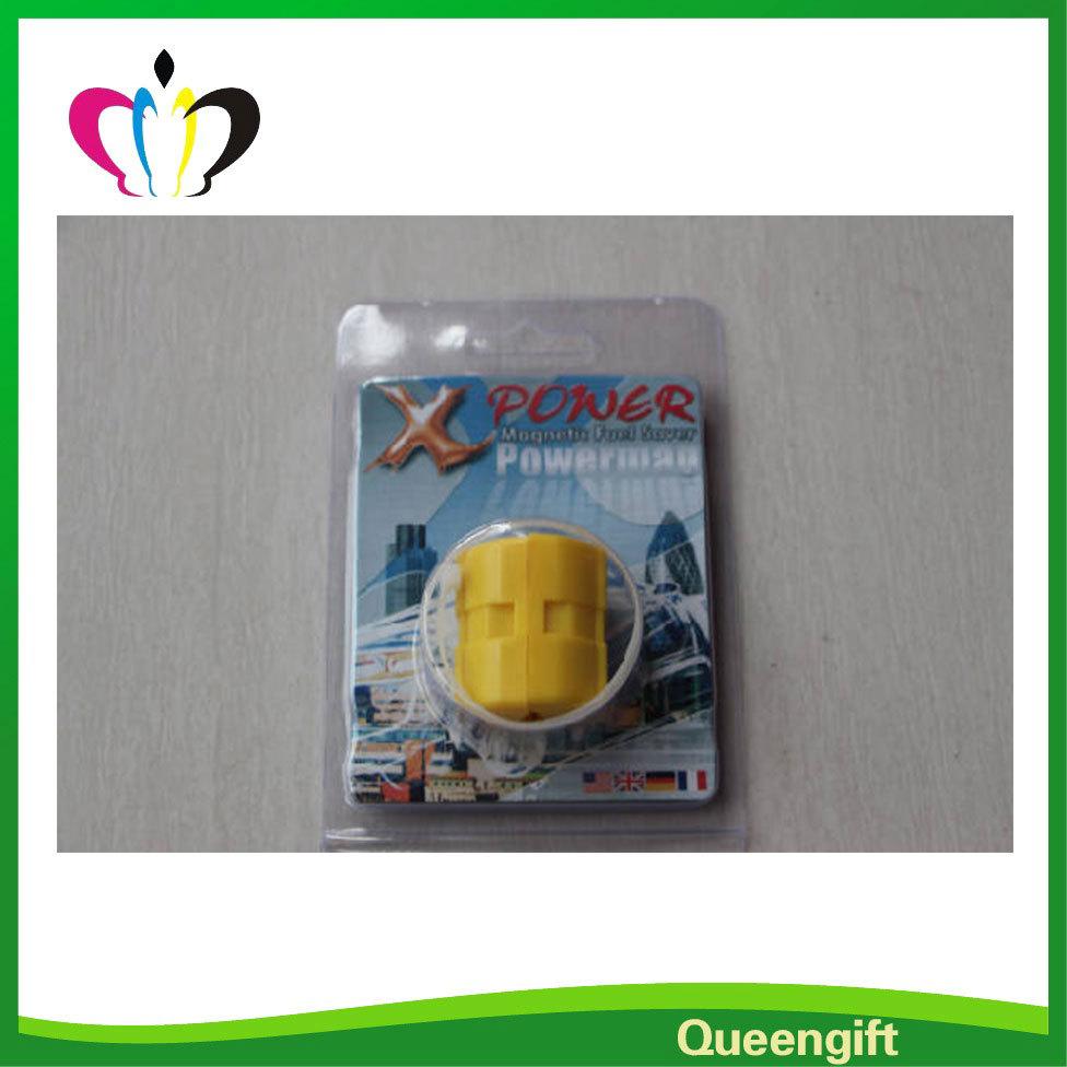 Wholesale 200sets lot Magnetic Fuel saver car power saver XP 1 Vehicle fuel saver 1pair set