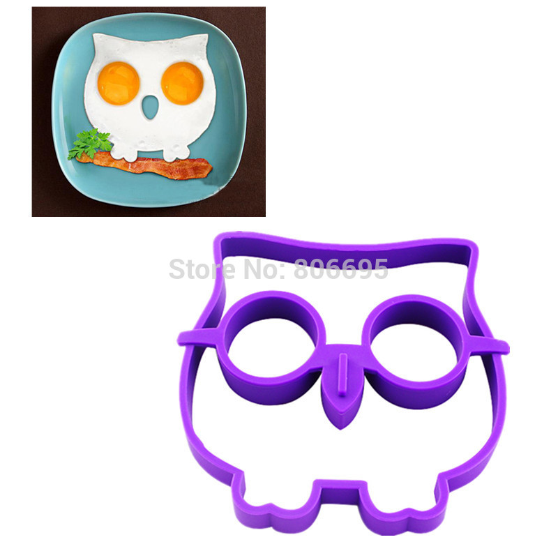 Breakfast Side ... Owl Egg Shaper