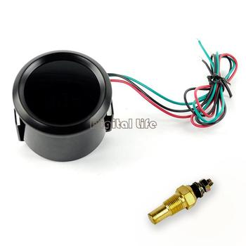 "2"" 52mm Digital Blue LED 40-120 Degrees Water Temperature Gauge  (auto meter/auto gauge/car meter) 29"
