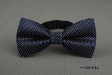 Newest Polyester Men's Bow Tie Brand Classic Dot Tie Bowtie For Men Leisure Business Shirts Bowknot Bow Tie Cravats Accessories(China (Mainland))