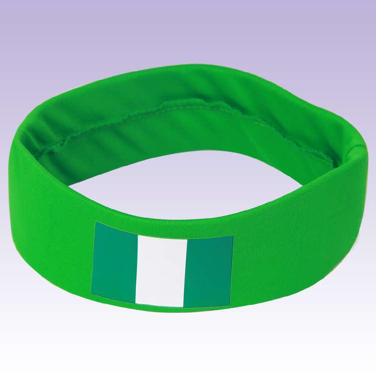 Head Guard Head Guard Nigeria Flag