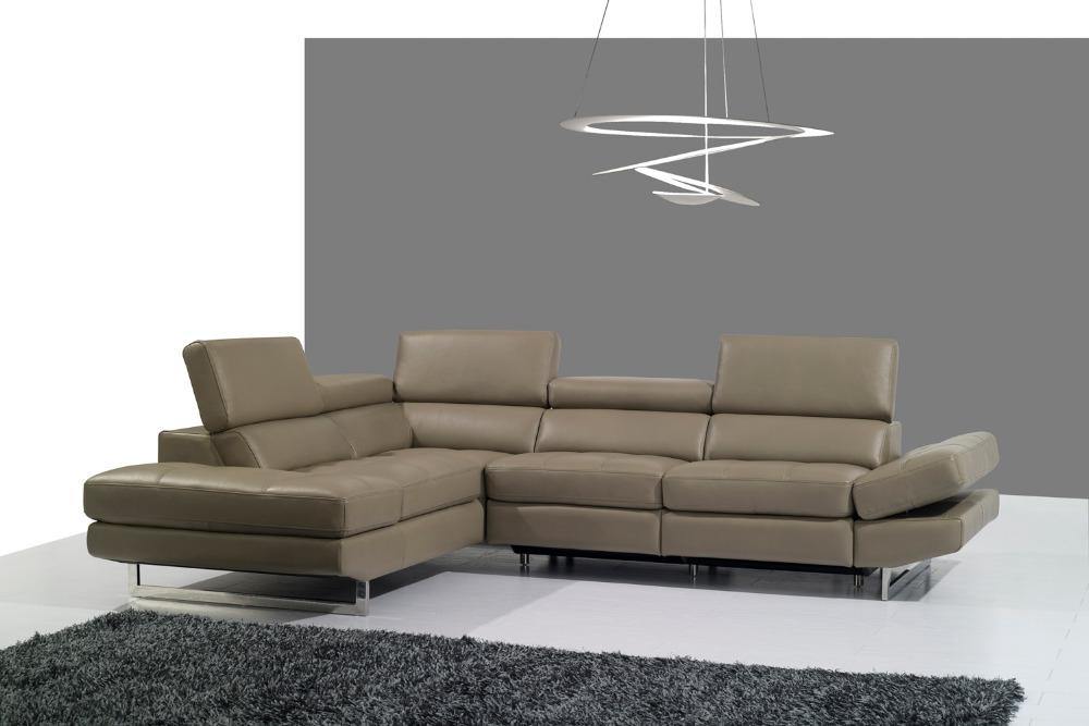 Volledige Woonkamer Set : Lederen sofa set woonkamer sofa sectionele ...