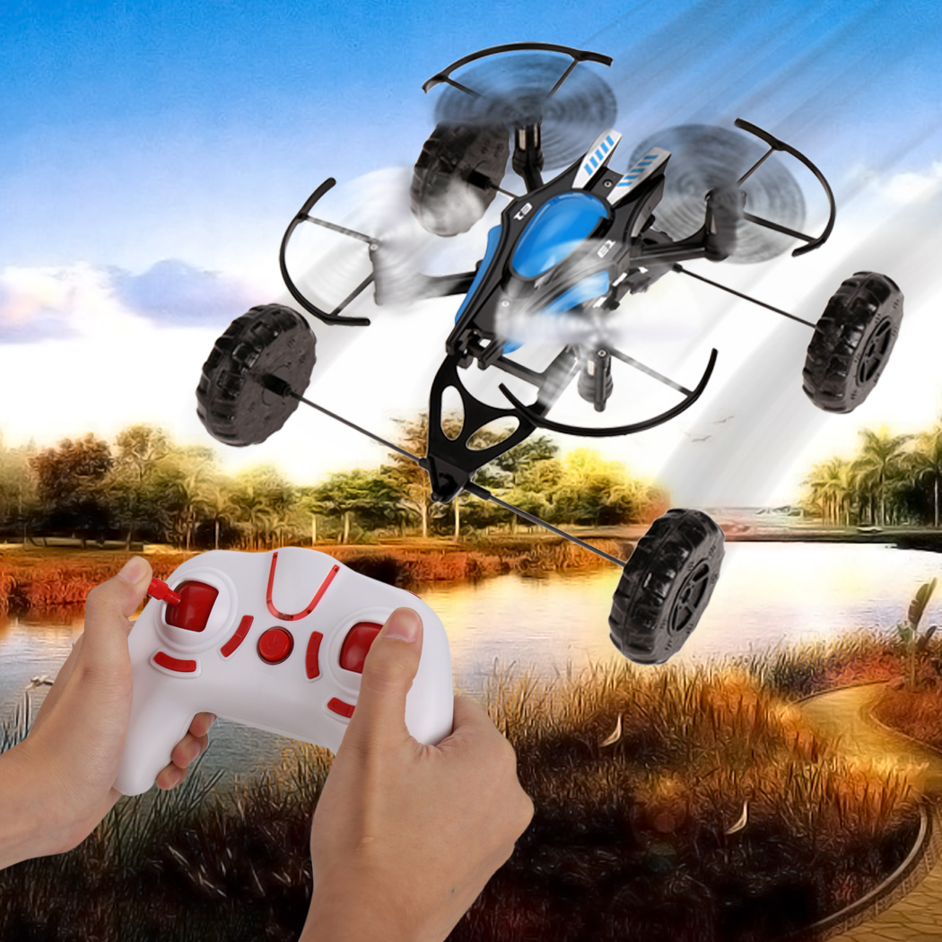 New 2.4Ghz 4CH 6 Axis Gyro Remote Control Quadcopter Black RC Quadcopter 66<br><br>Aliexpress