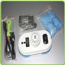 free shipping powerful dry robot window cleaning worker(China (Mainland))