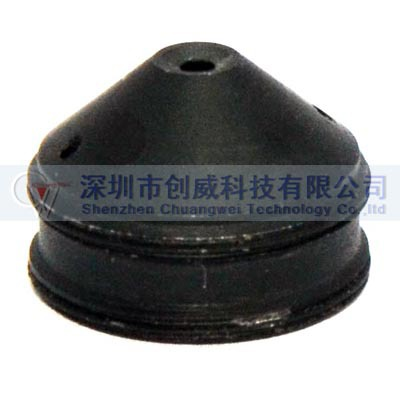 High Quality Metal Pointed cone 2.5mm lens Pinhole wide angel cctv Security lens cctv CCD/CMOS Camera(China (Mainland))
