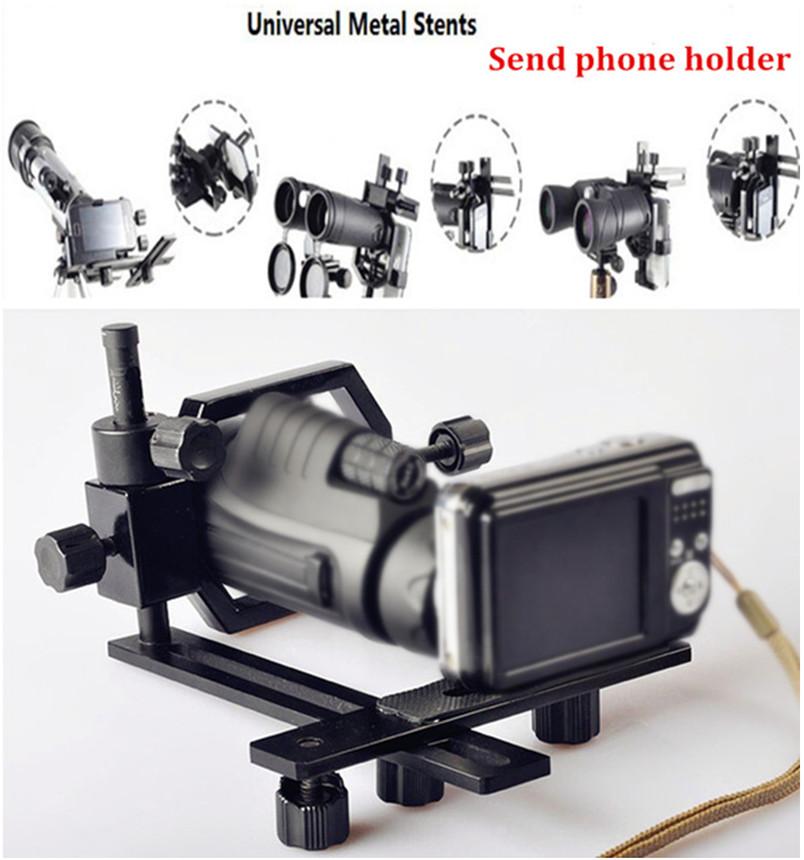 Гаджет  Datyson Universal Bracket/Telescopes Camera Photography  Support Stand Holder For Digital Camera smart phone Connection Adapter None Инструменты