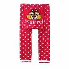 Baby Toddler Girls Boys Cute Cartoon Leggings Leg Warmer PP Pants(China (Mainland))