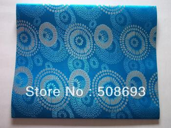 t-blue color new pattern  headtie super jubilee for wedding and party best quality for usa and european market Free Shipping