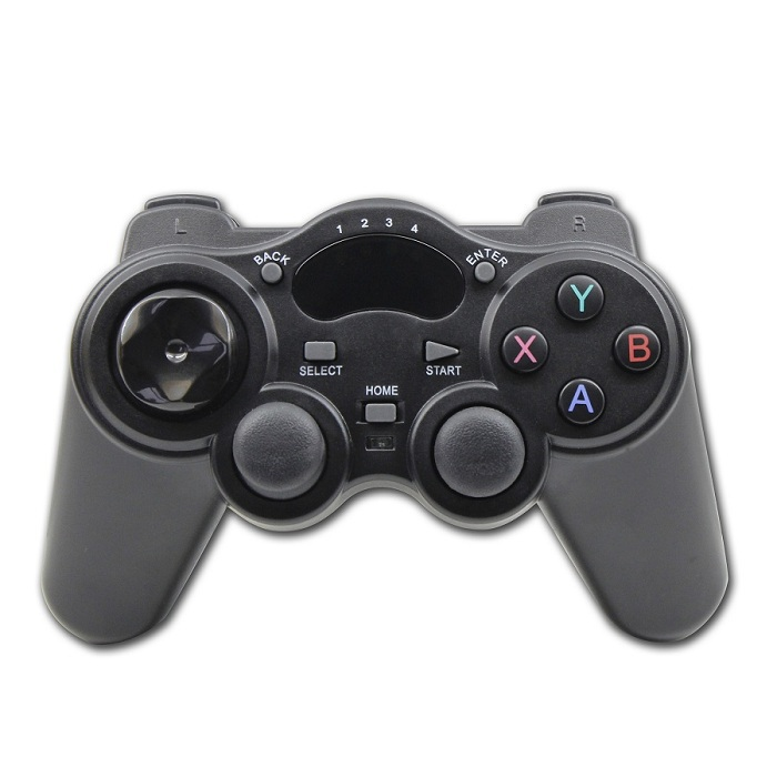 Wireless Bluetooth Gaming Game Controller Gamepad Joystick for Android iOS Phone Tablet PC Mini PC Laptop TV BOX(China (Mainland))