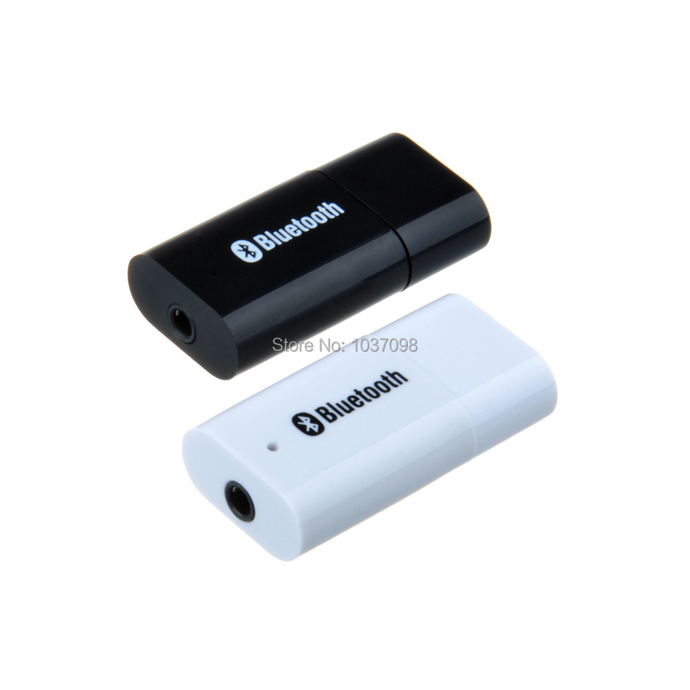 store product USB Bluetooth Audio Music Receiver Adapter with  mm Stereo Output for Portable Speakers Home and