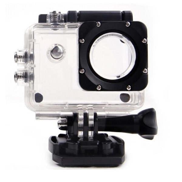 universal Durable Waterproof Underwater Dive Housing Case Protector for SJ4000 Sportcam Series Camcorder Digital Camera Helmet(China (Mainland))