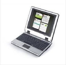 Hot Selling Mini Laptop Notebook Netbook 7 inch Wi-Fi(China (Mainland))