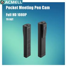 T190 Mini Camera Full HD 1080P H.264 TV Out DV Camcorder USB Pen Camera Voice Recorder Pen Micro Camara DVR Video Camera Espia(China (Mainland))