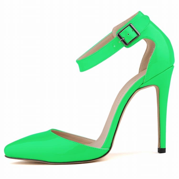 SMYNLK-0012D Cheap Brand Fashion Sandalias Mujer Designer Heels Sandals High Heel Summer Shoes Woman Sandal(China (Mainland))